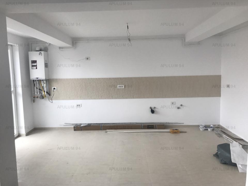 Otopeni, 23 August, apartament 3 camere + curte in proprietate , 79mp, etaj P/3. Toate utilitatile.