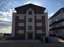 Apartament 2 camere, Otopeni, 23 August, suprafata 77mp, decomandat, an 2017.