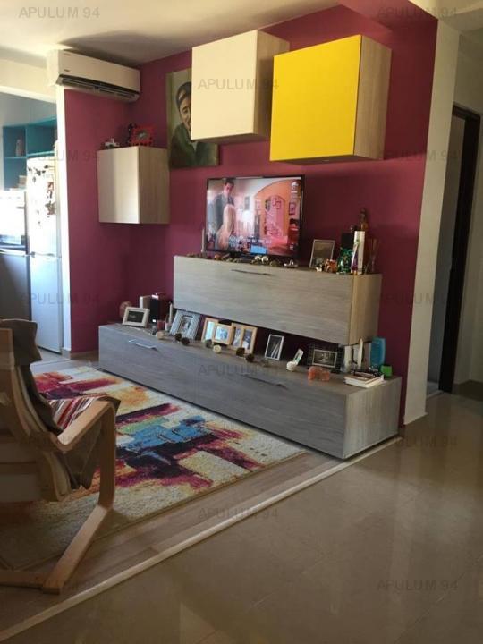 Apartament 2 camere, Soseaua Alexandriei, Bragadiru, 46mp, etaj 3/3.