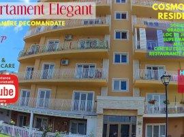 Apartament Elegant cu 2 Camere in Complex Cosmopolis (for RENT)