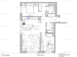 Apartament Bloc Nou 2019 Titan Hercesa