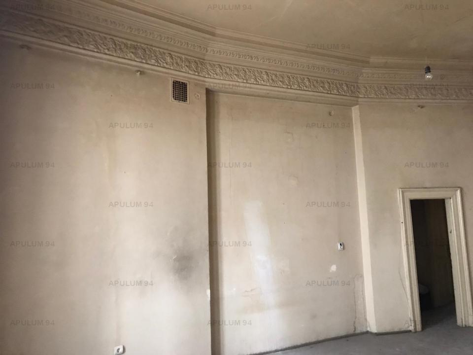 Bd Regina Elisabeta, Cismigiu, 3 camere, suprafata 100mp, etaj 1, necesita renovare.
