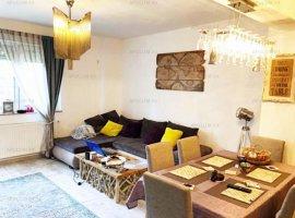 Apartament Modern, mobilat premium, terasa 18 mp