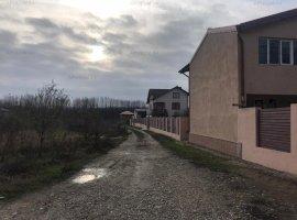 Domnesti, Str Tudor Vladimirescu adiacent, 2682mp, deschidere la 2 drumuri, utilitati