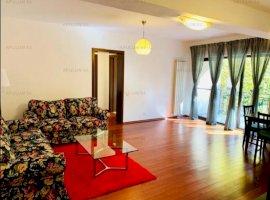 Apartament Baneasa - Padure, 2 camere, suprafata 80 mp utili + terasa de 8mp, mobilat si utilat