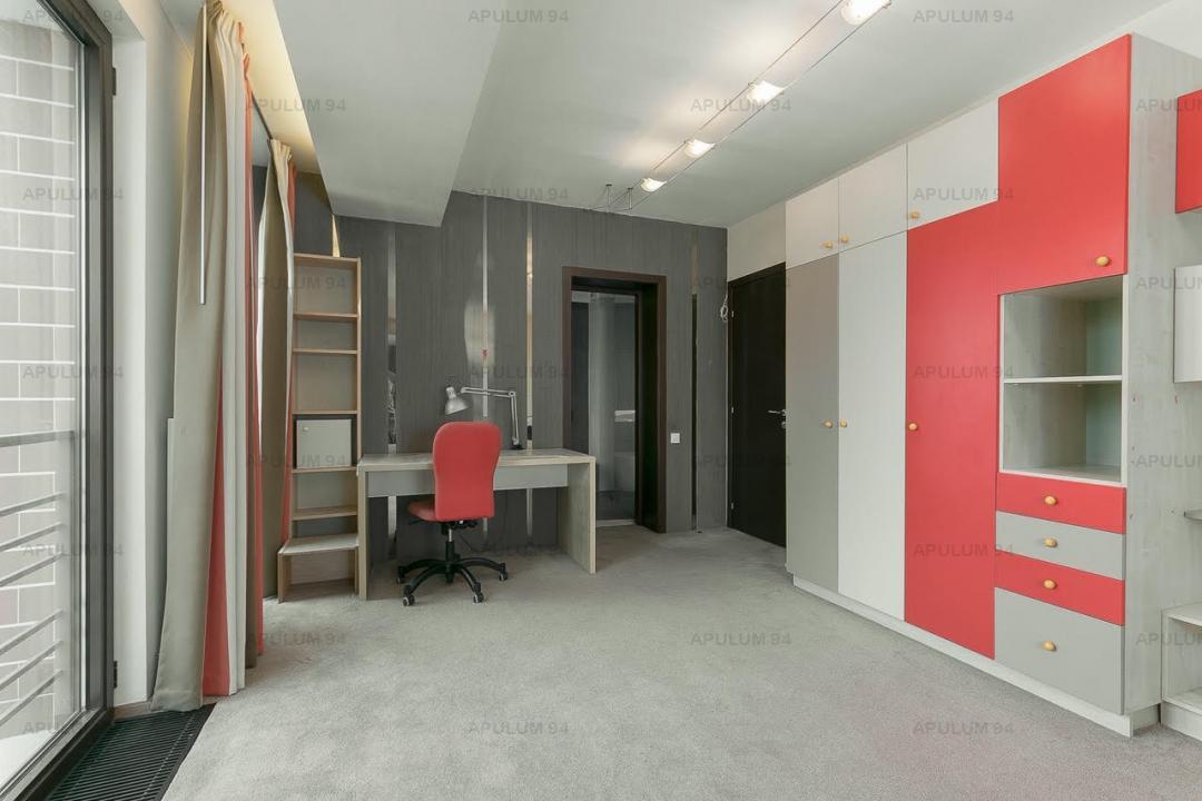 Floreasca, apartament duplex 5 camere, suprafata 250mp, 4 bai, an constructie 2010