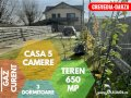 Casa 5 Camere si 650 mp Teren in Crevedia