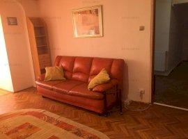 Apartament mobilat 3 camere Titulescu/Basarab