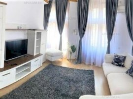 Apartament Superb Calea Victoriei 2 camere + 5 balcoane 65mp