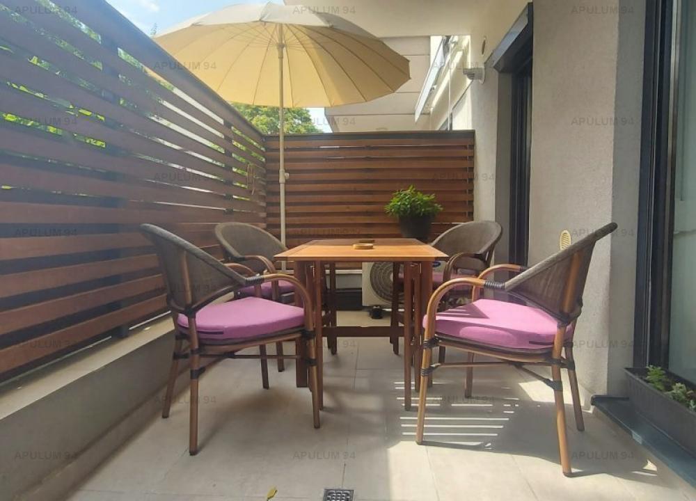 Apartament 2 Camere + curte propie Arcadia Residence Domenii