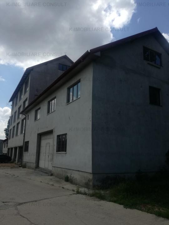 Republica spatiu de productie /depozitare 1300 mp