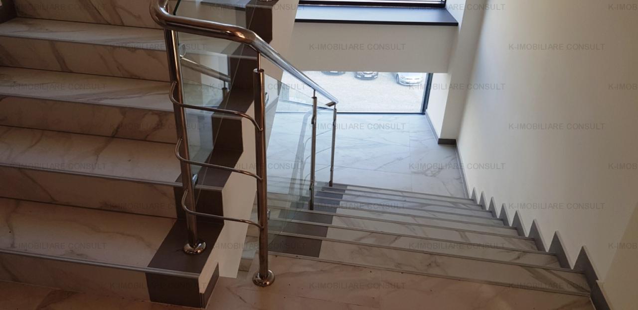 Barbu Vacarescu spatiu de birouri 306 mp