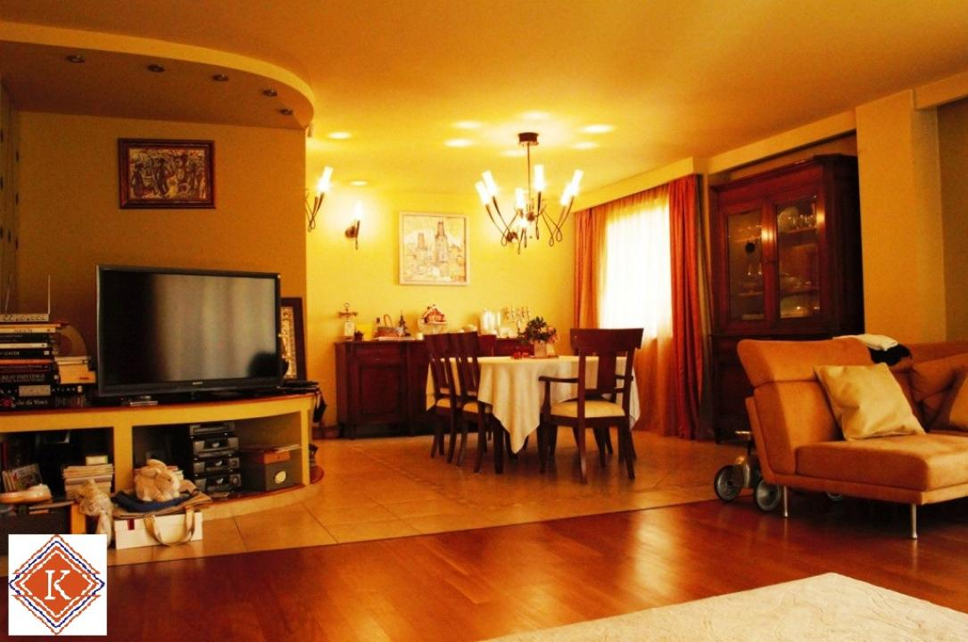 Sos Nordului Vila de lux 5 camere, semi-mobilata si utilata, 2 locuri parcare subteran