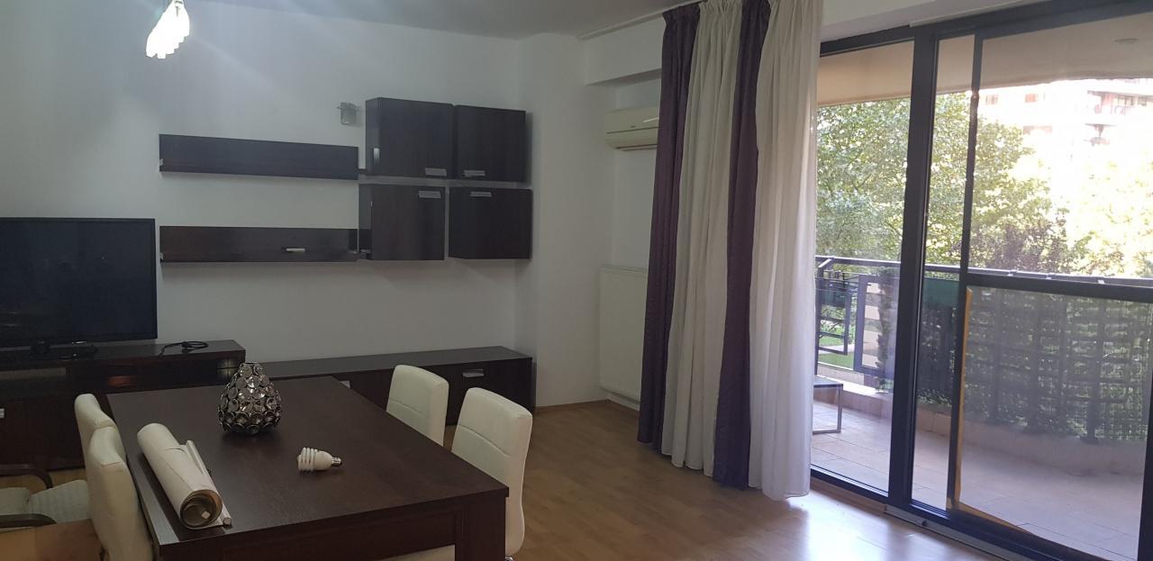 Barbu Vacarescu Central Park apartament 3 camere +garaj