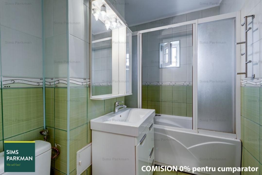 Apartament 4 camere, renovat, centrala termica, mobilat si utilat Pantelimon –Delfinului