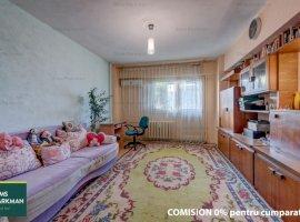 Apartament 2 camere decomandat, spatios, bloc 1983, metrou Dristor
