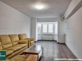 Apartament 2 camere decomandat, spatios, Unirii – Piața Alba Iulia