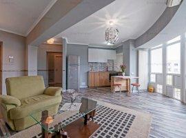 Apartement 3 camere modern, vedere panoramica - bloc Loto Nerva Traian