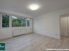 Apartament 3 camere renovat 2020, 2 gr. sanitare, parc IOR – metrou Titan
