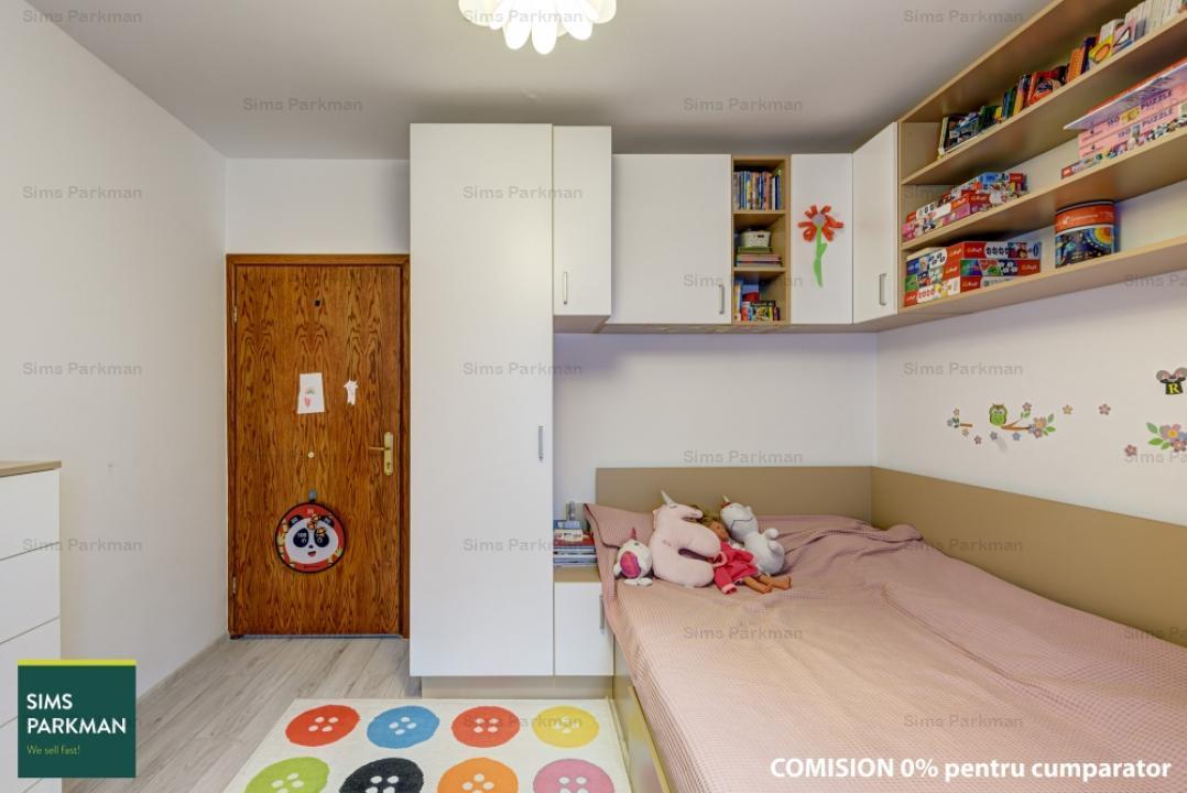 Apartament 3 camere, hol H, centrala termica, Vitan Mall