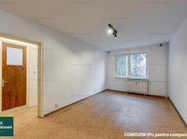 Apartament 4 camere, spatios, liber, Pantelimon – Biserica Capra