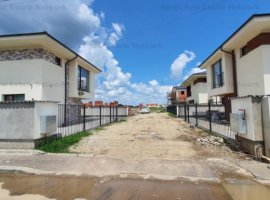 Lot teren ideal pentru casa. P+1 pot 40%. Utilitati, asfalt, transport in comun