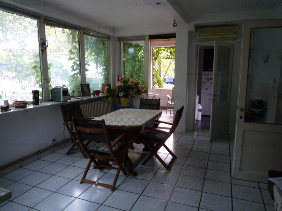 Apartament in vila parter Cotroceni