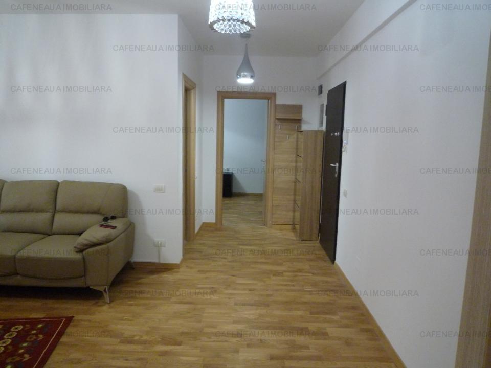 Apartament cu curte Sisesti