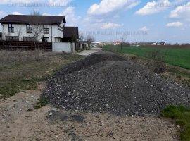 teren intravilan Balotesti-Lahovari