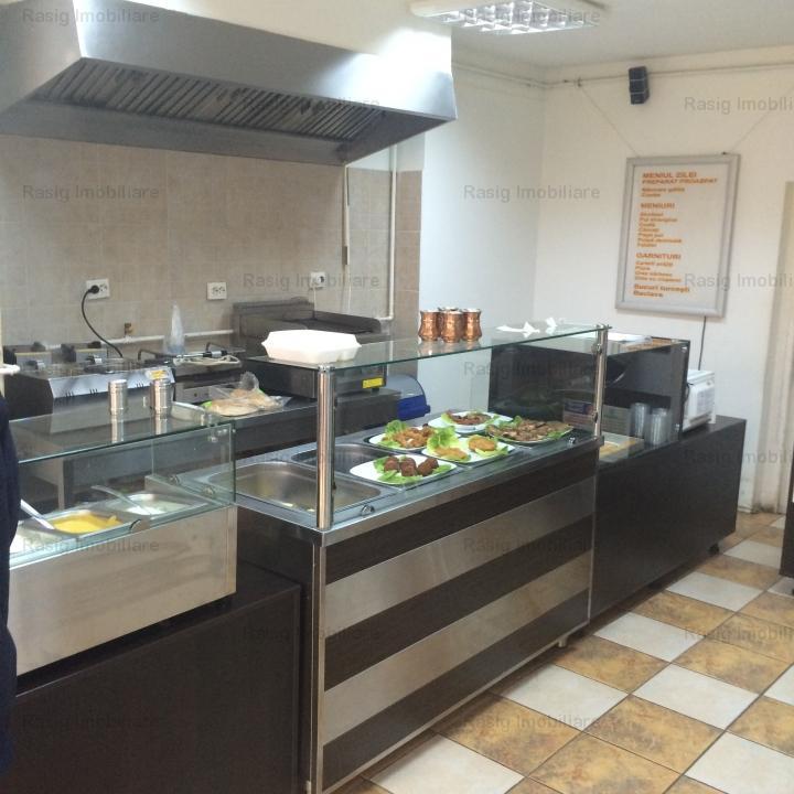 Spatiu comercial Fast Food Rahova-Margeanului