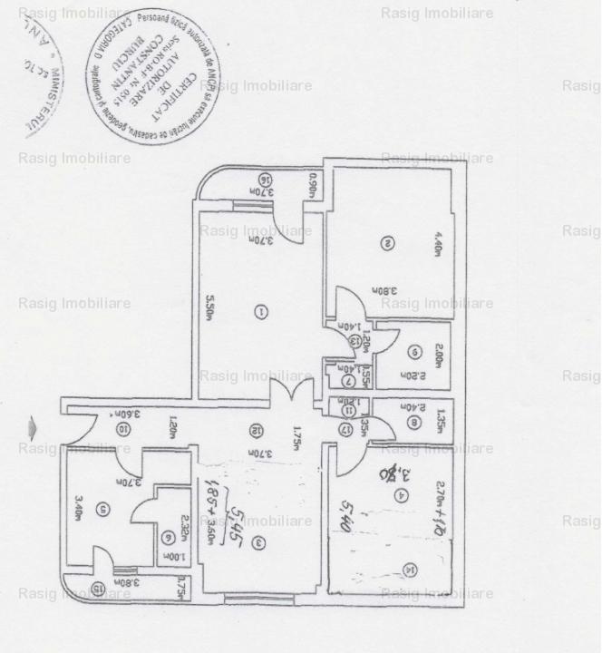 Apartament  Piata Victoriei