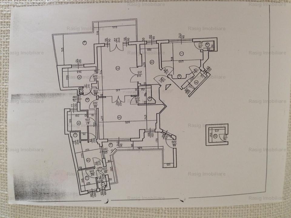 Apartament zona Cismigiu