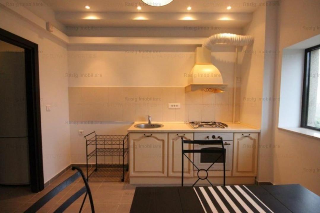 2 camere Baneasa - Natura Residence
