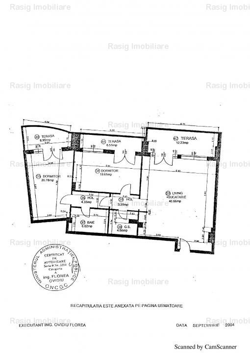 3 Camere zona Soseaua Nordului