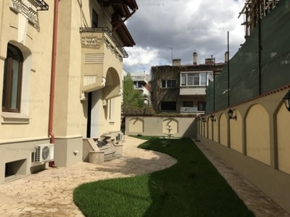 vila Zona Dorobanti - Capitale