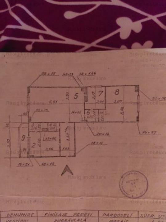 2 Camere zona Ion Mihalache - Banu Manta