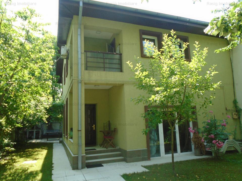 Vila zona Barbu Vacarescu - Tei