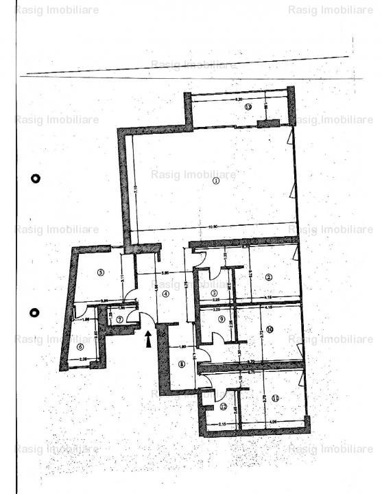 Apartament in zona P-ta Victoriei
