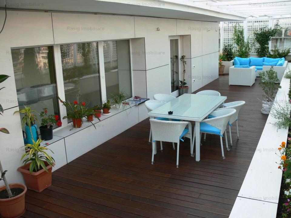 Penthouse zona Dorobanti - Charles de Gaulle