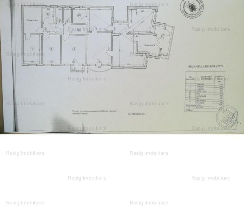 3 Camere zona 1 Mai - Clucerului