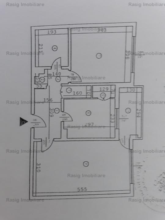 2 camere zona Militari- Dezrobirii