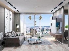 Apartament 2 camere in bloc nou Zona FLOREASCA