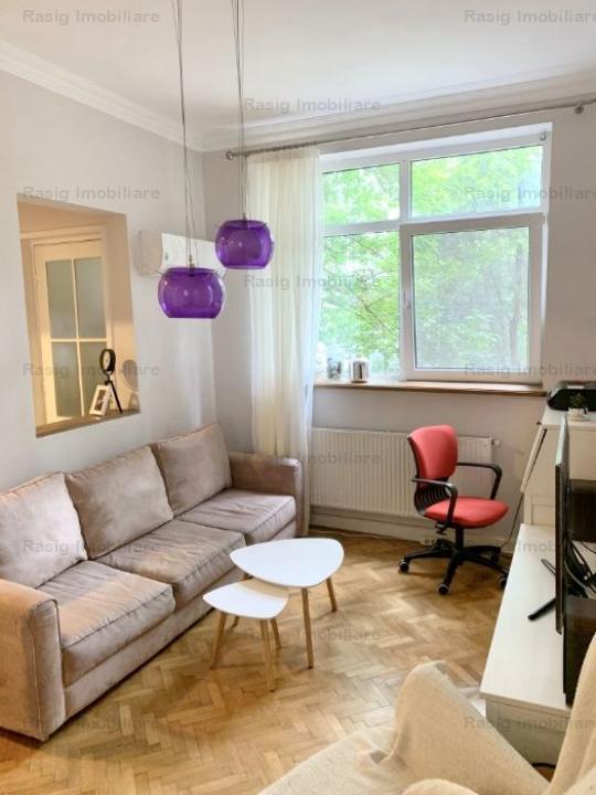 Vanzare apartament in vila Cismigiu