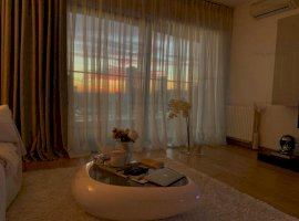 Vanzare apartament lux 2 camere, zona Barbu Vacarescu/Floreasca, 195.000 euro