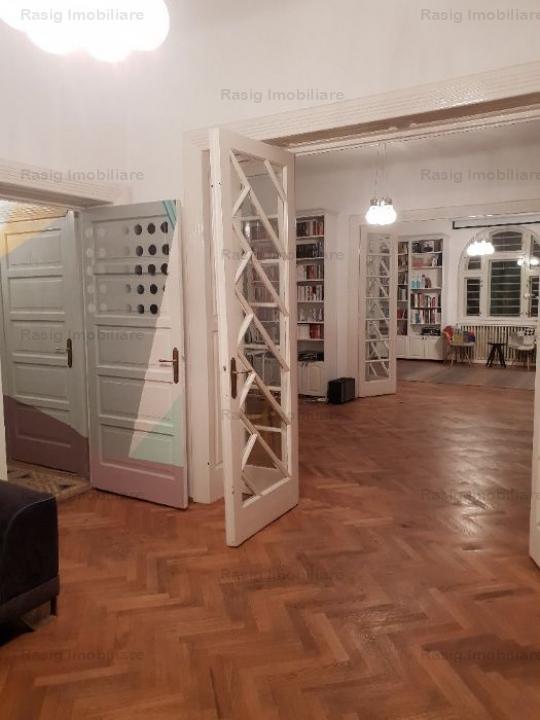 Vanzare 6 camere Casin - Domenii -  Arcul de Triumf