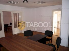 Spatiu de birouri de inchiriat in Sibiu 120 mp  zona Centrala