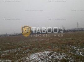 Teren de vanzare intravilan 11.800 mp zona Turnisor Sibiu