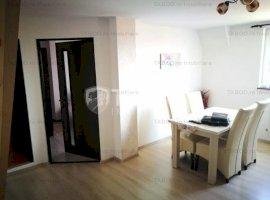 Apartament cu 2 camere mobilate modern si pod in Sibiu Ciresica