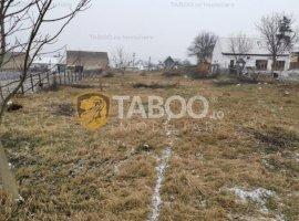 Teren intravilan 3790 mp de vanzare in Sibiu zona Gusterita