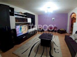 Apartament spatios cu 2 camere decomandate in Sibiu zona Centrala